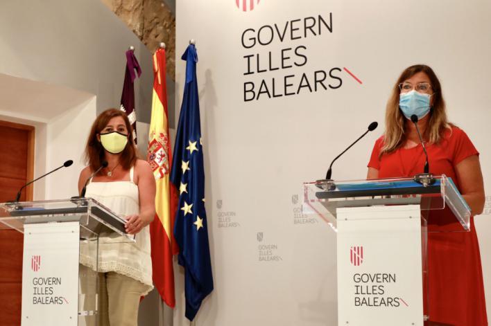 Reuniones, tabaco, mascarilla y playas: Baleares endurece las restricciones