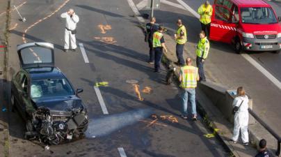 Ataque islamista en una autopista de Berlín