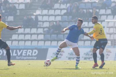 El Baleares cae derrotado ante el Lleida por 3-2
