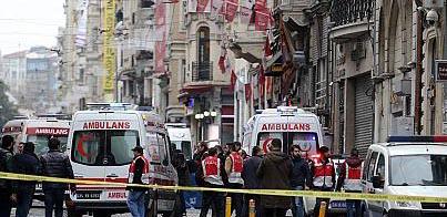 Atentado suicida en Estambul