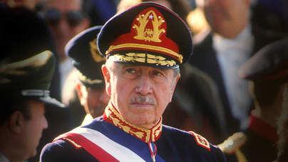 Disturbios tras la manifestación por el aniversario del golpe de Estado de Pinochet