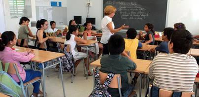 Los baleares quieren ser docentes
