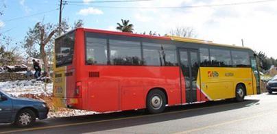 El Govern prohibirá que haya pasajeros de pie en los autobuses interurbanos