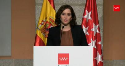 Madrid sigue la estela de Palma y anuncia las mismas restricciones de movilidad en 37 áreas