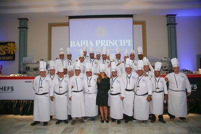 Bahia Principe Hotels & Resorts clausura con éxito la I Convención Gastronómica de Chefs de República Dominicana