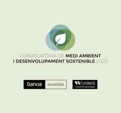 Bankia y Fundació Sa Nostra lanzan la 'I Convocatoria de Medioambiente y Desarrollo Sostenible 2020'