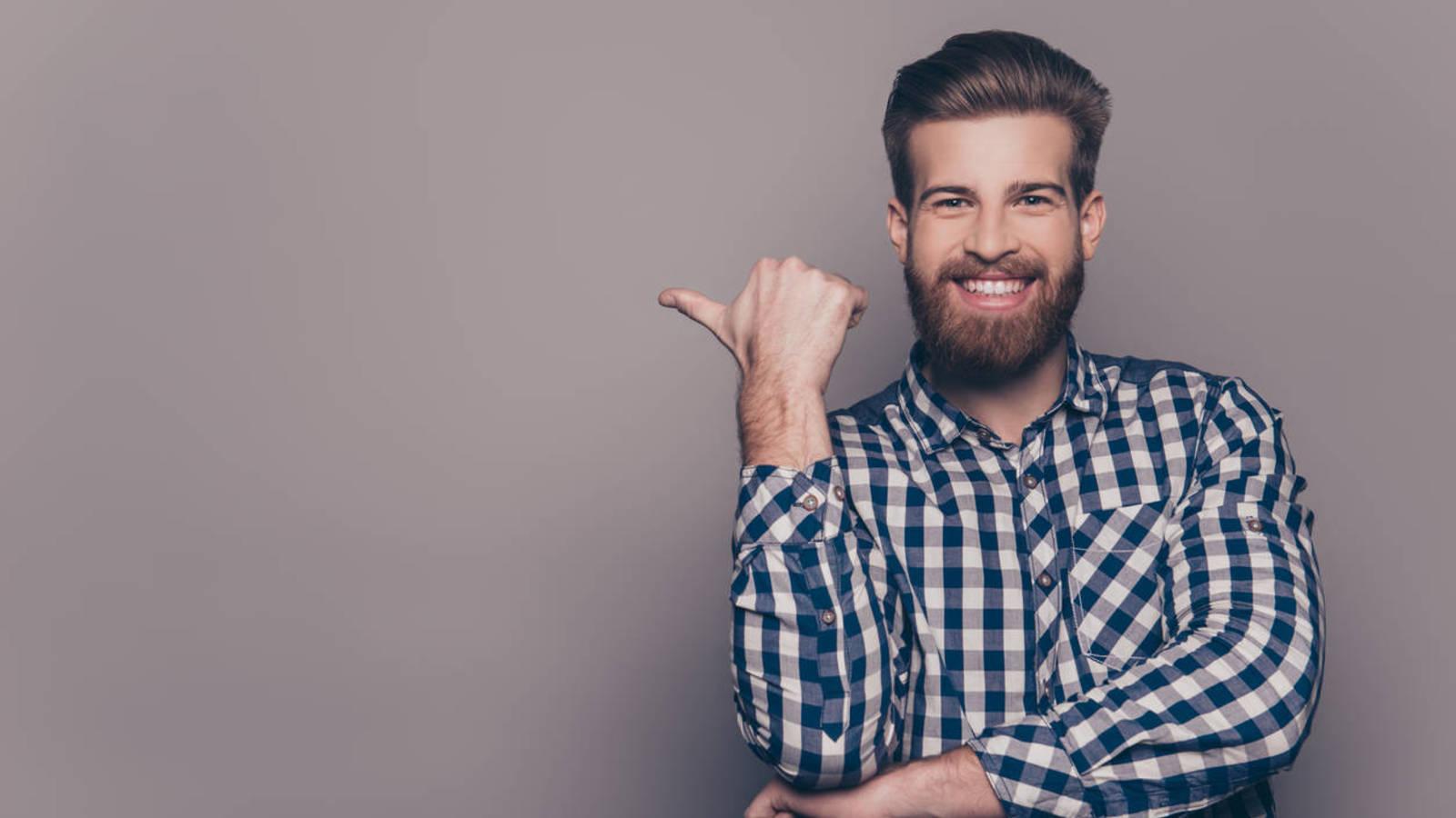 1c5d18decf14 La barba de los hombres tiene más gérmenes que la piel de un perro ...
