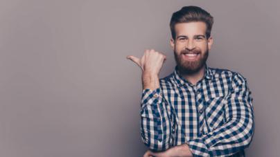 La barba de los hombres tiene más gérmenes que la piel de un perro