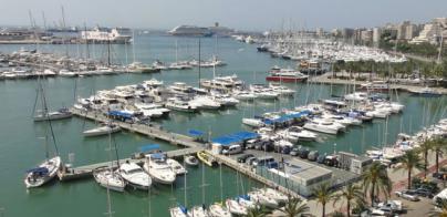 Sube un 21% el número de barcos de recreo matriculados en Balears en 2015