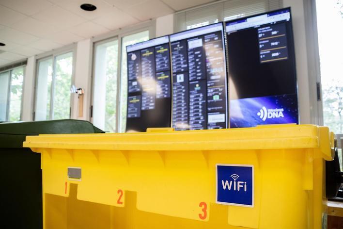 Marratxí hará un proyecto piloto con contenedores inteligentes para aumentar la recogida selectiva