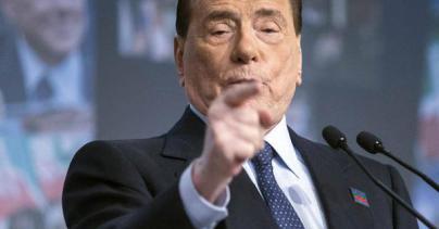 Berlusconi sale del hospital y hará campaña para las europeas