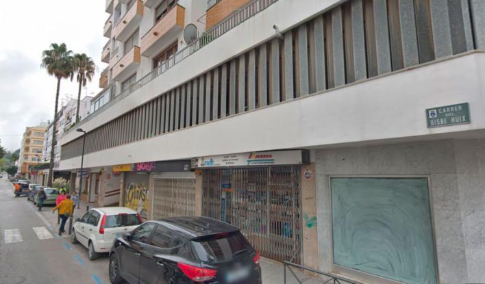 Detenido tras arrastrar por los pelos a una mujer en Ibiza