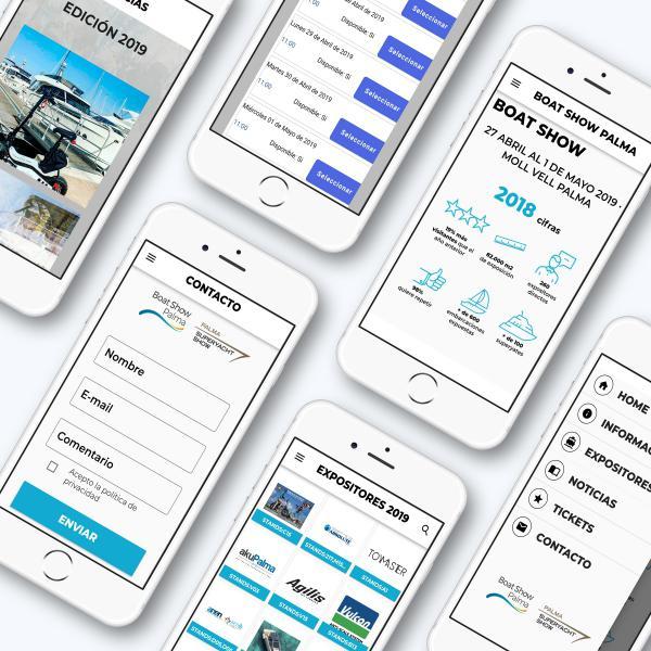 El Palma International Boat Show estrena aplicación móvil
