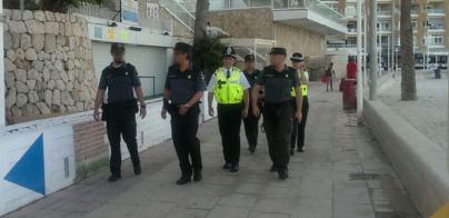 Guardia Civil y bobbies detienen a un inglés en Calvià por malos tratos