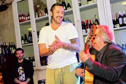 El Brondo Hotel acoge la presentación de la Revista 2Q Magazine #edicion13 y el cumpleaños del artista Rafael Amargo