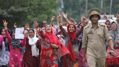 Protestas en la Cachemira india por la violación de una niña de tres años