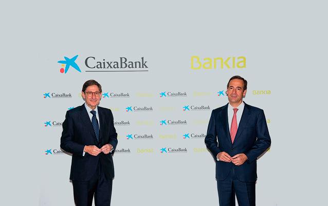 La nueva Caixabank contará con más de 20 millones de clientes y superará los 664.000 millones en activos