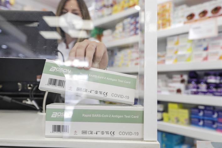 La incidencia de contagios en España prosigue su lento crecimiento y se sitúa por encima de los 43 casos