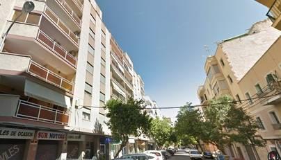Extinguido un incendio en un sexto piso de Es Fortí