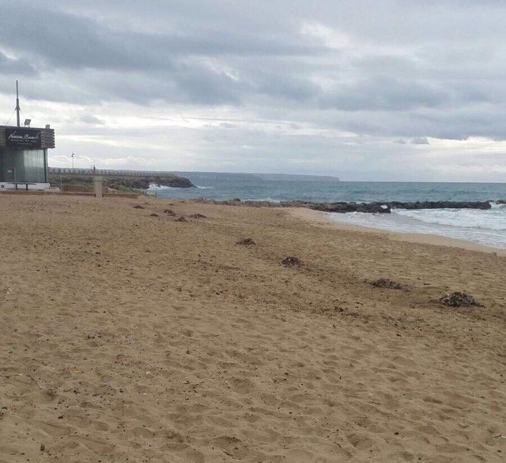 Cerradas las playas de Can Pere Antoni, Ciutat Jardí y Cala Major por nuevos vertidos residuales