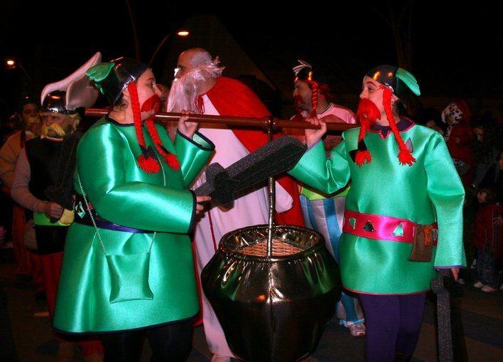 El Carnaval de s'Arenal abre el plazo de inscripción para carrozas, comparsas e individual