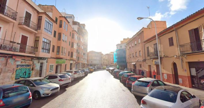 Detenida una pareja en Palma por pegarse delante de su hija de cinco años