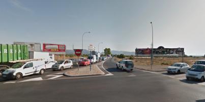 Muere la mujer atropellada cuando cruzaba una carretera para hacer fotos