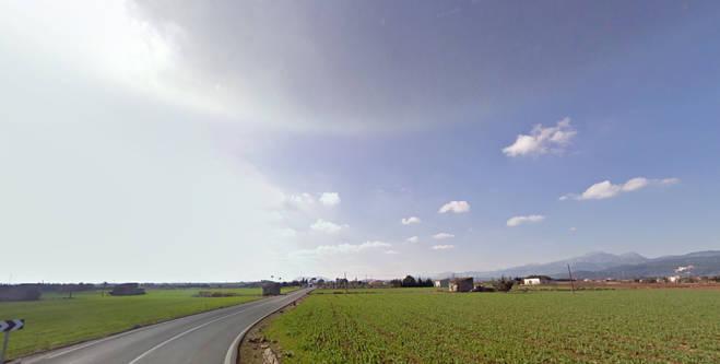 Fallece un motorista de 85 años en un accidente a 3 km de Sa Pobla