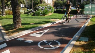 200.000 euros para modernizar el carril bici del Port de Palma