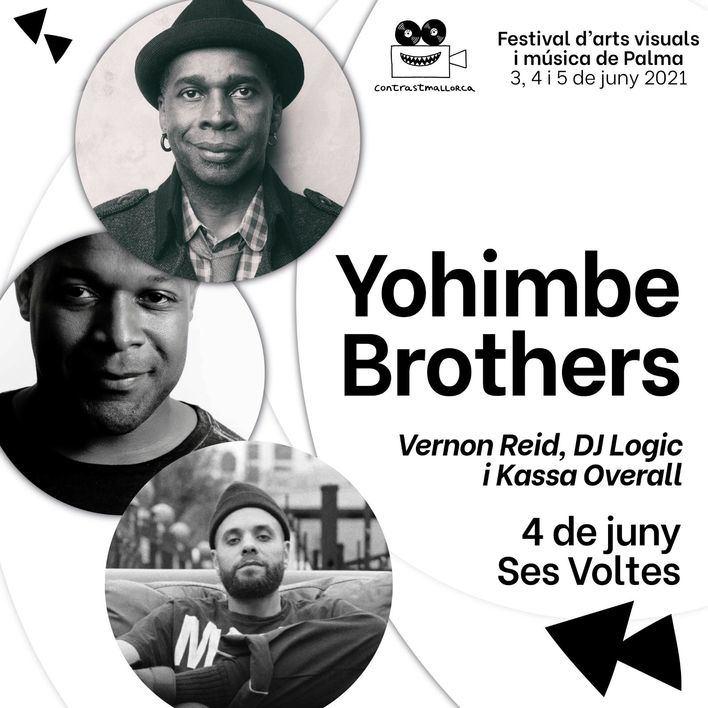 Vernon Reid actuará en ses Voltes con ocasión del festival ContrastMallorca