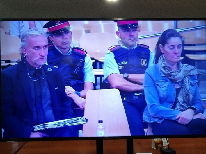 EL TSJC ratifica las penas de cinco y tres años al padre y la madre de Nadia por estafa