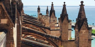 Tarde de puertas abiertas en la Catedral para ver la restauración
