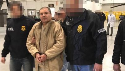 Filtradas supuestas imágenes actuales de El Chapo Guzmán