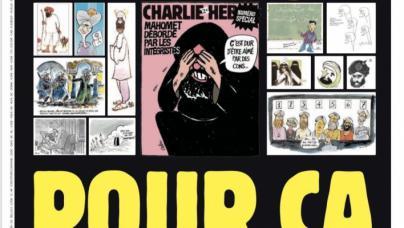 Charlie Hebdo publica de nuevo las viñetas de Mahoma coincidiendo con el inicio del juicio por el atentado