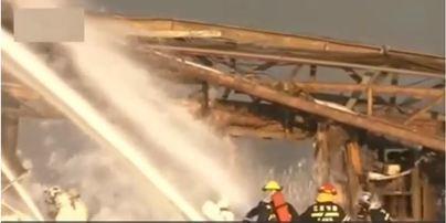 47 muertos en una explosión de una fábrica en China