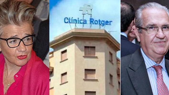 Ambulancias de la Clínica Rotger han servido un año sin todos los papeles