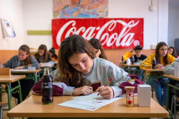 El Concurso Jóvenes Talentos de Relato Corto de Coca-Cola en Baleares arrasa