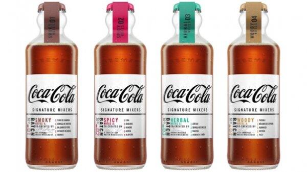 Coca Cola presenta sus nuevos combinados con Coca Cola Signature Mixers
