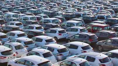 Los coches de rent a car que circulan por Mallorca solo son el 8.8% del total de turismos