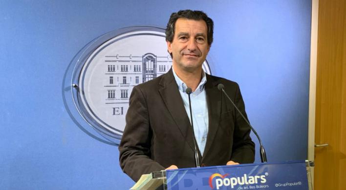 """Company: """"Sánchez ya ha demostrado ser el peor presidente para los intereses de Baleares"""""""