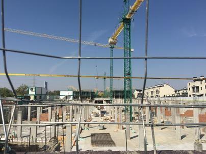 Los sueldos en la construcción subirán un 7 por cien en los próximos 3 años