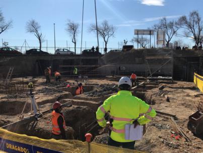 Repunta el importe licitado en el sector de la construcción en Balears