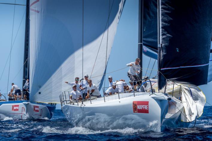 Seis barcos mantienen el liderato en la segunda jornada de la Copa del Rey de Vela