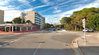 Rebajan a 40 el límite de velocidad en una avenida de Playa de Palma