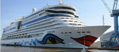 El puerto de Palma pierde casi medio millón de turistas de cruceros