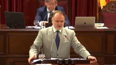 Ciudadanos exige la 'llegada urgente de material sanitario' a Baleares