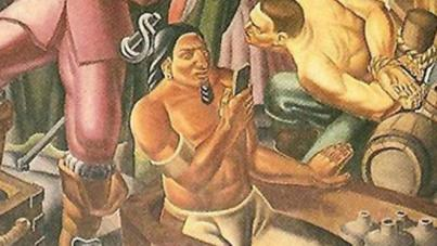 Detenido por vender un cuadro con la firma de una artista mallorquina