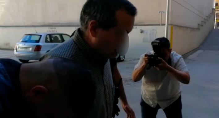 El juez decreta prisión para el pirómano eludible con una fianza de 100.000 euros