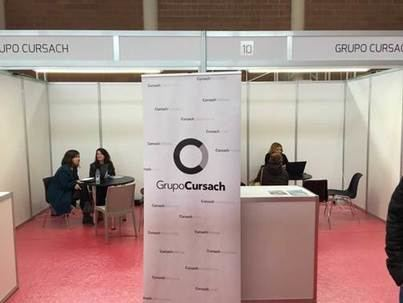 El Grupo Cursach fomenta el empleo del sector juvenil
