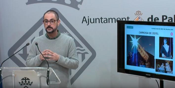 La Cabalgata de Palma explorará 'las cuatro estaciones y su interacción con el ser humano'